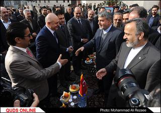 سفر وزیر فرهنگ و ارشاد اسلامی به مشهد/گزارش تصویری