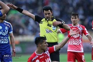 محسن ترکی - داوری فوتبال