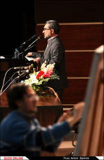 یادواره سی امین سالگرد شهادت سردار شهید علیرضا عاصمی فرمانده تخریب قرارگاه خاتم الانبیاء(ص)