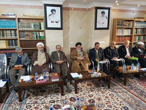 دیدار استاندار و نماینده ولی فقیه سمنان