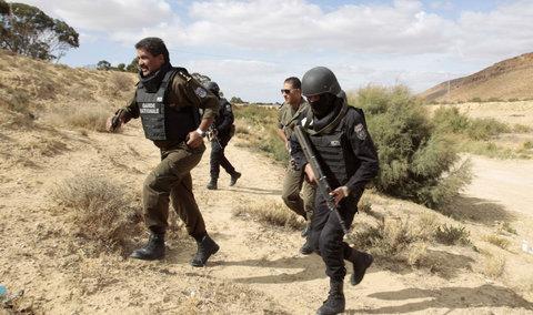 ارتش پلیس تونس