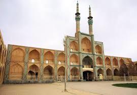 جاذبه های تاریخی و گردشگری یزد