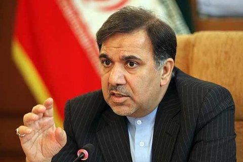 وزیر راه و شهرسازی در یزد