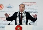 اردوغان خواستار حمایت مردم از وی در همه پرسی شد