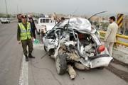 مجروحان ناشی از تصادفات در چهار محال و بختیاری ۹ درصد افزایش یافت