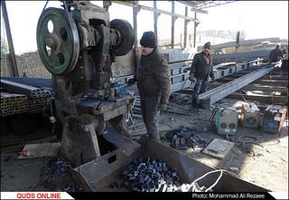 بازار سرد آهن/گزارش تصویری
