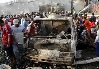 انفجاری در جنوب شرق بغداد