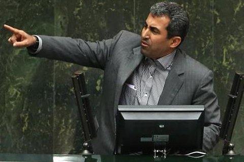 پورابراهیمی رئیس کمیسیون اقتصادی - کراپشده
