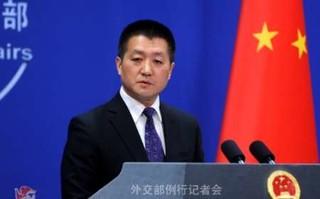 «لوکانگ» سخنگوی وزارت امور خارجه چین