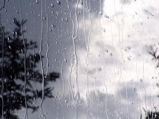 هوای بارانی