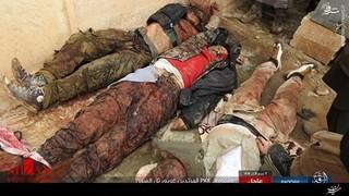 حمله خونین داعش علیه نیروهای کُرد سوریه