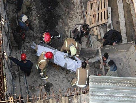 حوادث ساختمانی
