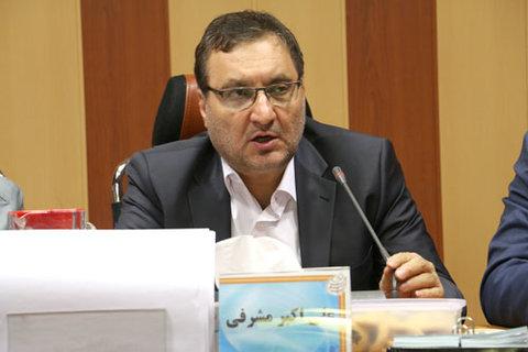 مشرفی رئیس شورای شهر کرمان