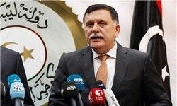 رئیس دولت الوفاق ملی لیبی