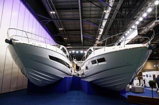 نمایشگاه قایقهای لوکس