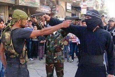 داعش طالبان