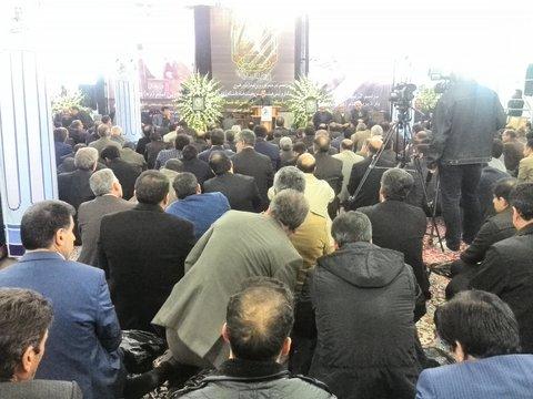 مراسم بزرگداشت آیت الله رفسنجانی به میزبانی دانشگاه آزاد لرستان
