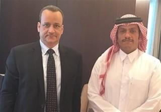 اسماعیل ولد الشیخ احمد نماینده ویژه سازمان ملل