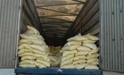۴۶ تن برنج قاچاق در ایستگاه شهید امامی توقیف شد