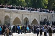 زاینده رود جان می گیرد/چشمان اصفهان ۱۸ روز روشن می شود