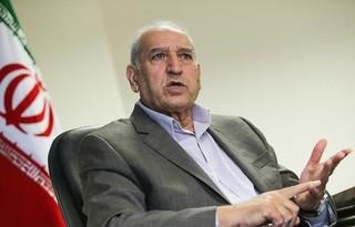 محمود مشحون رئیس فدراسیون بسکتبال