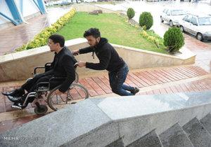 اجرای مناسب سازی ساختمان های عمومی برای معلولان