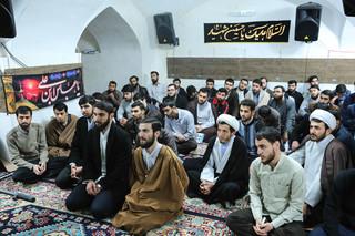 عکس طلاب مدرسه علوم دینی صالیه قزوین