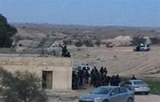 شهادت ۲ فلسطینی و هلاکت یک صهیونیست در النقب