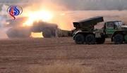 درگیری سنگین داعش و ارتش سوریه نزدیک دیرالزور