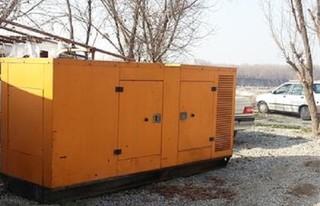 ژنراتور تأمین برق