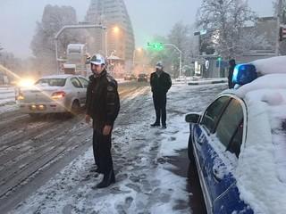 محورهای مواصلاتی و پلیس راهور