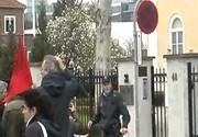 ۶ عامل تعرض به سفارت ایران در دانمارک بازداشت شدند