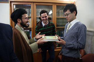 تشرف به دین اسلام