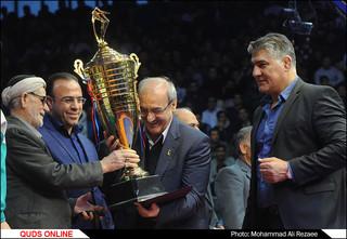 سی و هفتمین دوره مسابقات بین المللی کشتی جام پهلوان تختی در مشهد