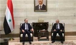 مصر و سوریه
