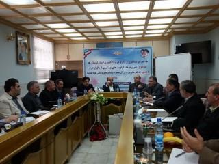 جلسه پیشگیری از آسیب های اجتماعی در استانداری لرستان