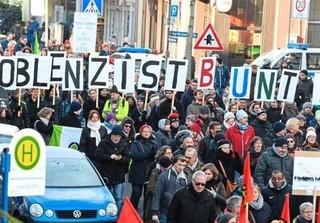 اعتراضات گسترده