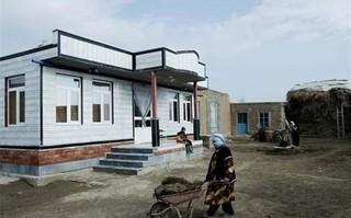 ساخت مسکن روستایی در دهلران