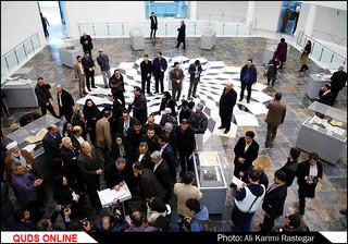 رونمایی از نمایشگاه چهارده قرن هنر و تمدن ایران در دوره اسلامی  با حضورمیهمانان خارجی مشهد2017
