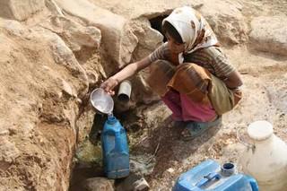مشکل آب شرب روستایی