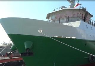 نخستین شناور صیادی اقیانوسپیمای کشور