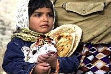 کراپشده - ناامنی غذایی کودکان