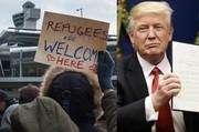 فیلم/ تظاهرات ضد قانون جدید ترامپ