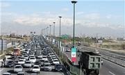 آخرین وضعیت ترافیکی و جوی مواصلاتی کشور /  جوی آرام در اغلب نقاط کشور