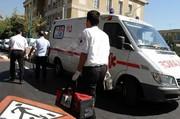 مصدوم و همراهانش، کارشناسان اورژانس قزوین را کتک زدند