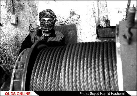 کارگران معدن آق دربند