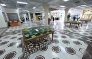 کتابخانه آستان قدس رضوی گنجینه خطوط هزارساله