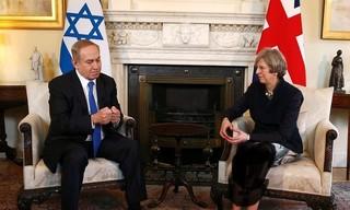 ترزا می نتانیاهو