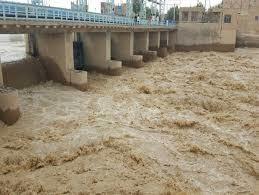 سیلاب زهک
