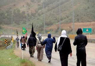 زادران پیاده عراقی